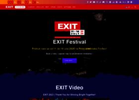 Exitfest.org