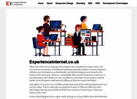Experienceinternet.co.uk