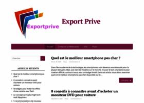 exportprive.fr