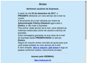 Expresso.pa.gov.br
