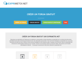 exprimetoi.net