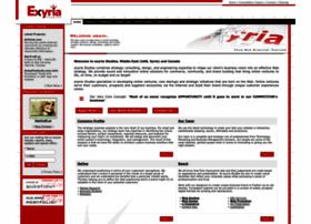 exyria.com