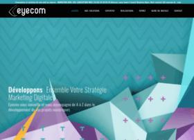 eyecom-dz.com