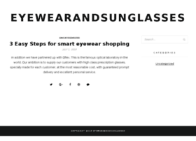 eyewearandsunglasses.com