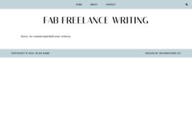 fabfreelancewriting.com