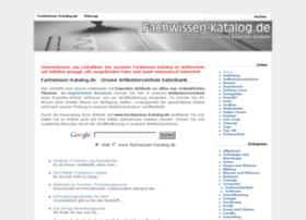 fachwissen-katalog.de