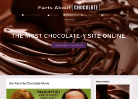facts-about-chocolate.com