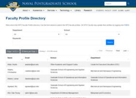 faculty.nps.edu