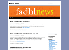 fadhlnews.wordpress.com