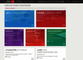 Faireconstruire.com