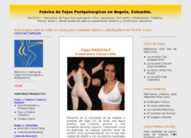 fajas.amarillascolombia.com