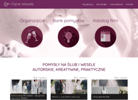 fajnewesele.pl