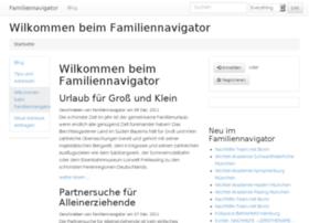 familiennavigator.de