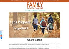 Family-survival-planning.com