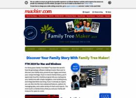 familytreemaker.com