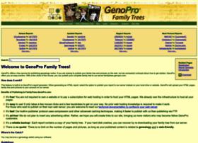 familytrees.genopro.com