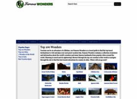 Famouswonders.com