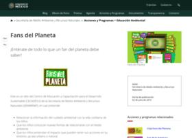 Fansdelplaneta.gob.mx