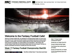 fantasyfootballcafe.com