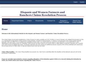 Farmerclaims.gov