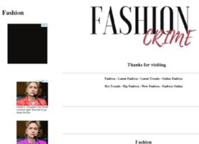 fashioncrime.com.au