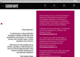 fashiondays.cz