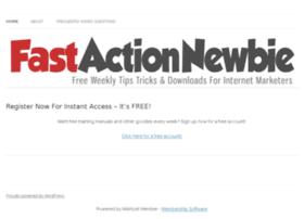 fastactionnewbie.com