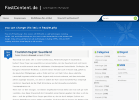 Fastcontent.de