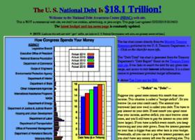 federalbudget.com