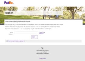 Fedex.ehr.com