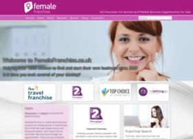 Femalefranchise.co.uk