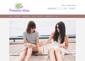 femininewear.co.uk