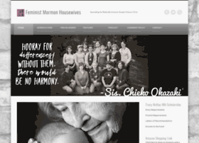 feministmormonhousewives.org