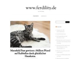 ferdility.de
