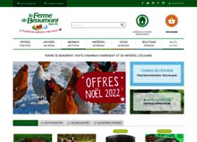 fermedebeaumont.com