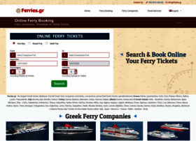ferries.gr