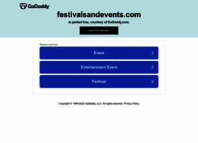 festivalsandevents.com