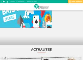 Ffbridge.asso.fr