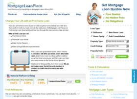 fha.mortgageloanplace.com