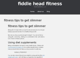 fiddleheadfitness.com
