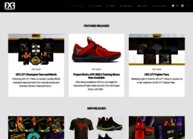 fighterxfashion.com