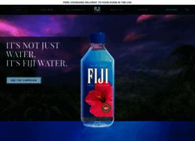 fijiwater.com