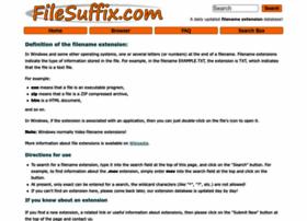 filesuffix.com