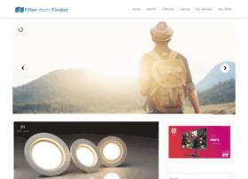 filleritemfinder.com