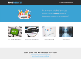 finalwebsites.com