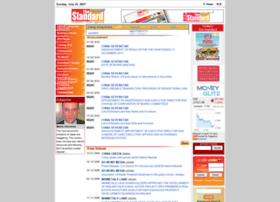 Finance.thestandard.com.hk