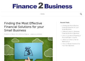 finance2business.com