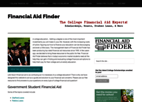 financialaidfinder.com