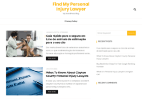 find-my-personal-injury-lawyer.com