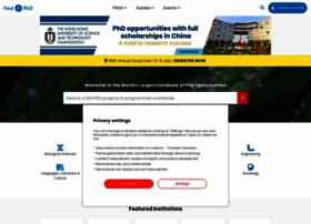 Findaphd.com